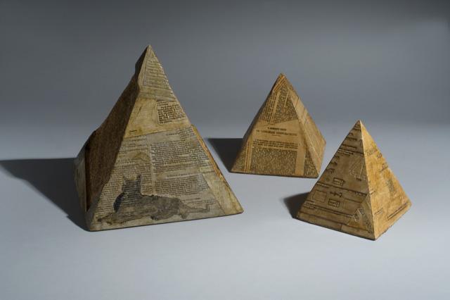 Gribaudo Piramidi